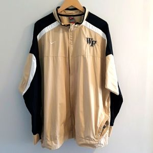 Wake Forest NIKE jacket